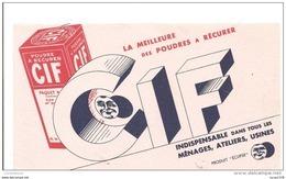 CIF / LA MEILLEURE DES POUDRES - Wash & Clean