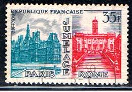 3E 022 // Y&T 1176 // 1958 - Neufs