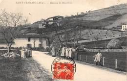 42-SAINT-GERMAIN-LAVAL- HAMEAU DE MARCILLEUX - Saint Germain Laval