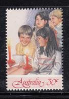 Australia 1987 MNH Scott #1044c 30c 4 Children Christmas Carolers - 1980-89 Elizabeth II