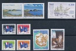 CD-317: TAAF: Lot ** Avec Faciale En Euros: 6.96 - Französische Süd- Und Antarktisgebiete (TAAF)