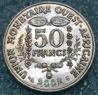Western Africa (BCEAO) 50 Francs, 2002 -4391 - Autres – Afrique