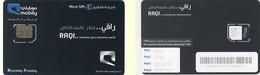 SAUDI ARABIA / ARABIE SAOUDITE___GSM SIM Carte Avec Puce Original/mint___mobily___type 2: Nano Chip - Arabie Saoudite
