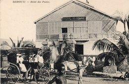 DJIBOUTI : Hôtel Des Postes. - Djibouti