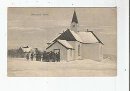 KARASJOK KIRKE 195     1934 - Norwegen