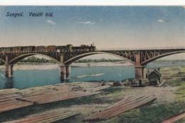 Hongrie - Szeged - Vasuti Hid : Achat Immédiat - Hongarije