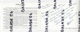 Carte Double - SAINT FLOUR (15) Au Coeur De L'auvergne - Multivues - Saint Flour