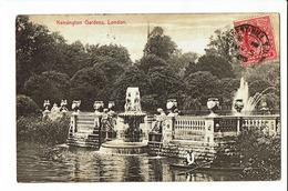 CPA - Carte Postale - Royaume Uni - Kensington Garden -1903- S1896 - Other