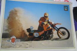 Paris Dakar - Motociclismo