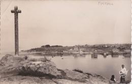 Br - Cpsm Petit Format PORTSALL (Finistère) - Le Port - France