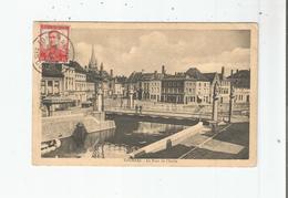 TOURNAI LE PONT DE L'ARCHE 1912 - Tournai