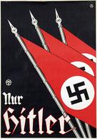 @@@ MAGNET - Nur Hitler - Pubblicitari
