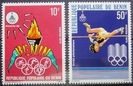 BENIN                N° 455/456                 NEUF** - Bénin – Dahomey (1960-...)