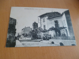 CPA 34 Hérault  Ceilhes Entrée Du Village  TBE - France