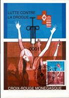 N° 2106 Croix Rouge 05/05/1997 - Cartes-Maximum (CM)