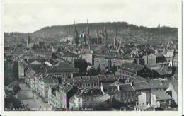 Bad Aachen - Blick A.d. Stadt Mit Dom Und Rathaus - Verlag Schöning & Co. - Aachen