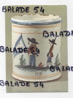 CPM - Pot à Tabac En Faience, Roanne, époque Révolutionnaire - Collection Du Musée Galerie De La SEITA 1981 - Postcards