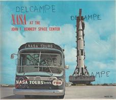Nasa At The John F. Kennedy Space Center. - Esplorazioni/Viaggi