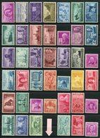 USA Collection ** Des Années 1945 1952 Neufs MNH Superbes Cote 20,10 € - Etats-Unis