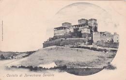 CARTOLINA - POSTCARD - PARMA - CASTELLO DI TORRECHIARA SEVANTE - Parma