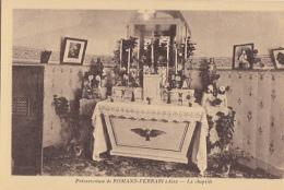 MIRIBEL           PREVENTORIUM DE ROMANS FERRARI             LA  CHAPELLE - Frankrijk