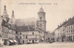 SAINT AVOLD         PLACE DE LA VICTOIRE - Saint-Avold