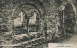 Ruines De L Abbaye De Villers La Fenetre Romaine - Villers-la-Ville