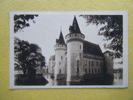 SULLY SUR LOIRE. Le Château. - Sully Sur Loire