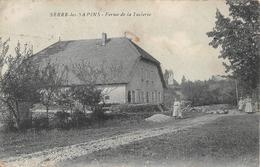 Serre Les Sapins Ferme De La Tuilerie Canton Audeux - Frankrijk