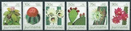Suriname 1985 Cactus, Cacti, Flora, Fleurs, Flowers MNH/**/Postfris - Suriname