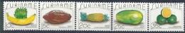 Suriname 1987 Fruits MNH/**/Postfris - Suriname