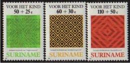 Suriname 1987 Voor Het Kind MNH/**/Postfris - Surinam