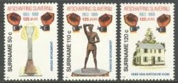 Suriname 1988 Afschaffing Slavernij - End Of Slavery MNH/**/Postfris - Suriname