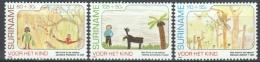 Suriname 1990 Voor Het Kind - Profit De L'enfance MNH/**/Postfris - Suriname