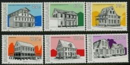 Suriname 1991 Gebouwen, Buildings, Bâtiments  MNH/**/Postfris - Suriname
