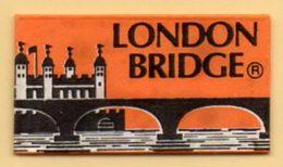 Rasage. Razor Blade. Lame De Rasoir. Lame London Bridge. - Razor Blades