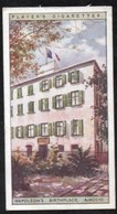 Vieux Papiers > Chromos & Images > Non Classés JOHN PLAYER Cigarettes BONAPARTE AJACCIO N°2 - Old Paper