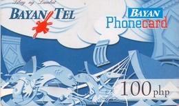 TARJETA TELEFONICA DE FILIPINAS (CHIP - EXPIRY 07.31.2004) (027). - Philippines