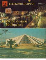 TARJETA TELEFONICA DE ALBANIA. 01.99 (072) - Albania