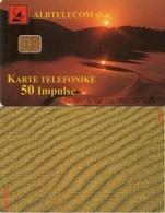 TARJETA TELEFONICA DE ALBANIA. 05.99 (053) - Albania