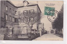 Pont L'Evêque La Gendarmerie - Pont-l'Evèque