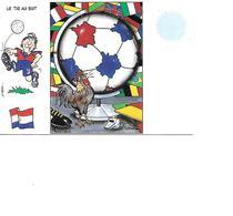 CARTE POSTALE SPORT MONDIAL 1998 LE TIR AU BUT - Fussball