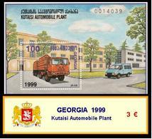 1999 - GEORGIA - Kutaisi Automobile Plant - Georgia