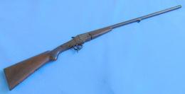 FUSIL COMBLAIN A BLOC TOMBANT 1870 - Armes Neutralisées