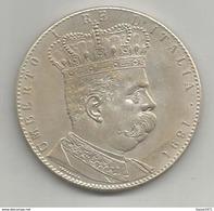 Italia, Regno, Eritrea, Umberto I, Tallero 1891. Riconio, Restrike. - 1861-1946 : Regno