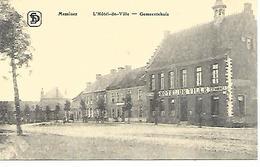 CPA / PK / AK  -  MESSINES   L'Hôtel De Ville - Gemeentehuis - Mesen