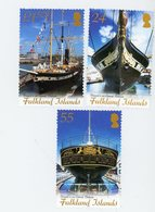 Falkand 2006-Bateaux,Britania-YT 934/6***MNH - Ships