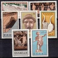 1959 - GRECIA - ANTICO TEATRO - Nuova Con Gomma Integra - Grecia