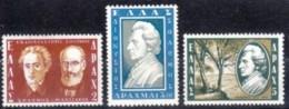 1957 - GRECIA - DIONISIO SOLOMOS - Nuova Con Gomma Integra - Grecia