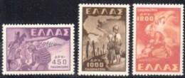 1949 - GRECIA - DEPORTAZIONE DELL'INFANZIA - Nuova Con Gomma Integra - Grecia